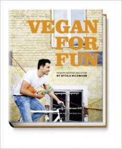 Vegan for Fun cookbook